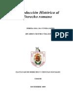 Introduccion Historica Al Derecho Romano-libre