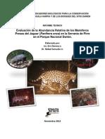 ITFinal - Presas Del Jaguar-Darien 2012Versión Final