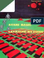 Atari BASIC Learning by Using