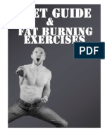 Diet Guideline & Strength Building Exercises
