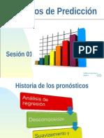 Metodos de Prediccion - Sesion 01