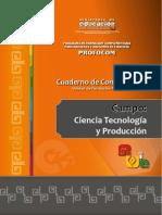 Cuaderno Ciencias Tecnologia