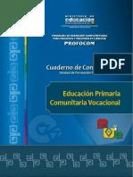 Cuaderno Educacion Primaria