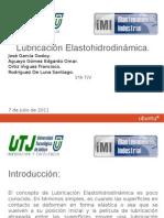 5-Lubricacic3b3n Elastohidrodinc3a1mica Utj