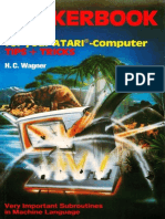 Hackerbook for Your Atari Computer