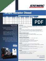 Lamina Comercial Diesel 50Hz Pt MWM_Serie T