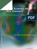 Acharya Pandit Shriram Sharma - Spiritual Science of Sex-Element