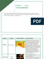 Actividad 4 Tipos de Software Pag 101