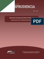 Boletin Electronico de Jurisprudencia Mpd [Mayo 2014]