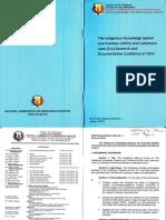 Primer Ncip Ao 1 s. 2012 Iksp Cl Research Docu