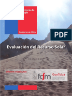 Reporte Solar Rengo