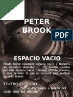 El Espacio Vacio De P Brook Pdf
