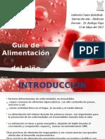 Guía práctica de alimentación 0-2 años chile