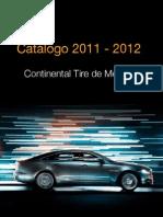 Catalogo Llantas