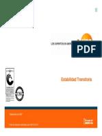Modulo 3 - Estabilidad Transitoria