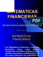 Matematica Financiera Interes Simple y Compuesto