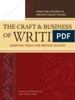 The Craft & Business of Writing - Writer's Digest