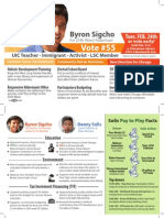 SIGCHO 8.5x5.5 Mailer S W Loop