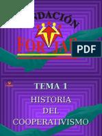 Historia Cooperativismo