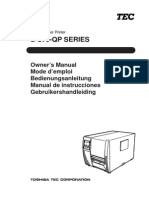 TEC B-570-QP manual