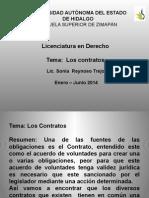 Los Contratos (1)