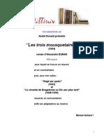 Dumas - Les Trois Mousquetaires