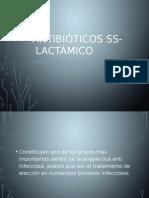 Antibióticos B- Lactámicos CAP47