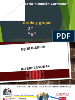 Inteligenica Interpersonal