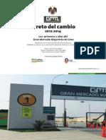 Reto del Cambio Gran Mercado Mayorista de Lima
