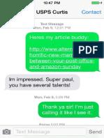 Super Paul Text