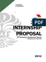Proposal KP PGE PLTP Kamojang_ali-kevin