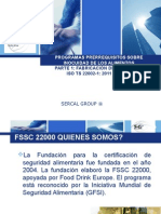 Iso Ts 22002-1 Pprs