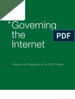 OSCE - Governing the Internet