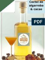 Bebida de Algarroba