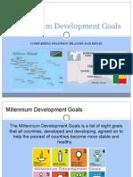 millennium development goals slide show