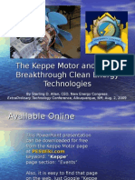 Keppe Motor and Other Breakthroughs SDA