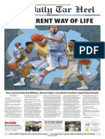 The Daily Tar Heel for Feb. 18, 2015