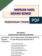 Hasil Sidang Komisi dalam Rakornas Pendidikan Islam.pdf