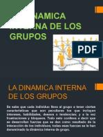 La Dinamica Interna de Los Grupos