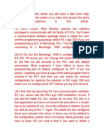 PLC description
