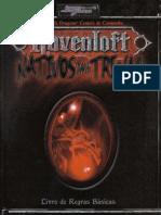 Ravenloft D20 - Nativos Das Trevas - Biblioteca Élfica
