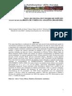 ANATOMIA ECOLÓGICA DO XILEMA SECUNDÁRIO DE ESPÉCIES NATIVAS DA FLORESTA DE VÁRZEA DA AMAZÔNIA BRASILEIRA