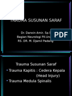 Trauma Susunan Saraf.ppt