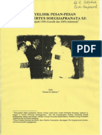 01 - Menyelisik Pesan-Pesan Mgr a Soegijapranata SJ