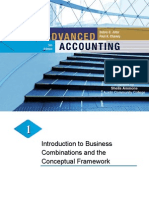 advanced accounting chapter1