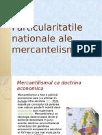 Particularitatile Nationale Ale Mercantelismului 2