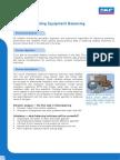 WE 250 - Rotating Equipment Balancing