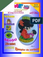 Revista Preescolar, Maternal, Especial. Ejemplar de Obsequio.