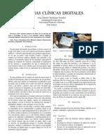 Historia Clinicas Digitales
