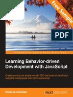 Learning Behavior-driven Development with JavaScript - Sample Chapter